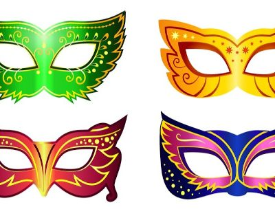 free printable Halloween masks