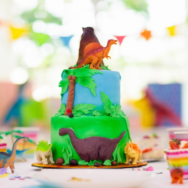 dinosaur party for kids